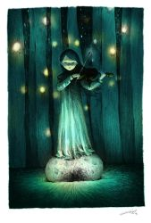 Recital in the night by spowys