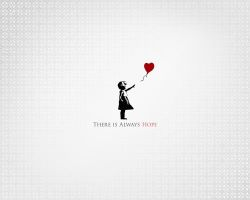 Banksy Wallpaper by 40-thieves