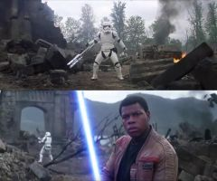 Star Wars: A new kind of Stormtrooper by sonichedgehog2