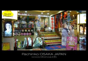 Pachinko -1- by Lou-NihonWa