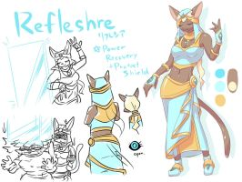 [NMH sheet] Refleshre by dlrowdog