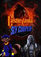 Sly Cooper/Castlevania Crossover by Metallica1147