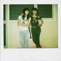 polaroid scream by donyaeuy