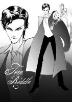 Tom Riddle 2 by WuLiao-Yuzi