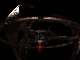 Deep Space Nine by Sloan47