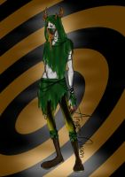 Creepypasta OC - finished by Anger-Queen