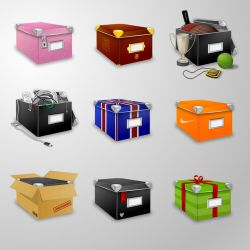 Boxes 2 by adam3k