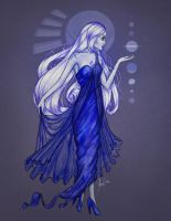 Blue Diamond by Inasun