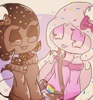 Cookie and Candy (Fem. vers.) by MariaCool1234