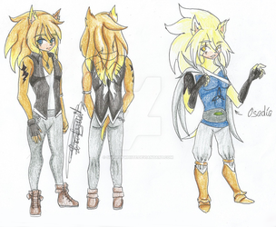 Allen Lightning reference by ShawtyWhiite