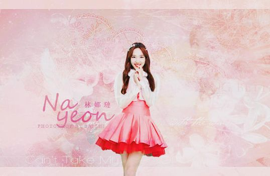 TWICE_Nayeon_By_Baizhi by Hanyue01299