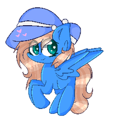 | Comm | Scotalight Heart (Pagedoll) | by Candy-Heartswirl