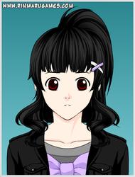Ojamajo OC: Kawaguchi Kuroi (Casual outfit) by DreamNotePrincess