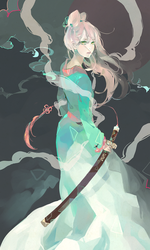 Sword by 253421
