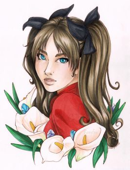 Rin for Uchi-Con Silent Auction by Ranefea