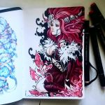 Instaart - Riena by Candra