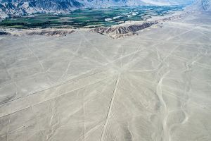 Nazca Lines - Intersection by TarJakArt