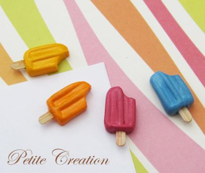 popsicle ring by PetiteCreation