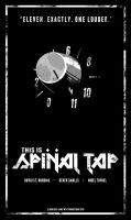 This Is Spinal Tap - Movie Poster by luvataciousskull