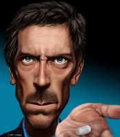 new House MD by davisales
