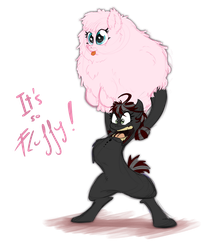 Its so fluffy! by Pimander1446