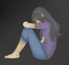 Anxiety and Depression by Katetrista