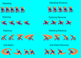 Red Current Sprite Sheet by Tony-Kazoku
