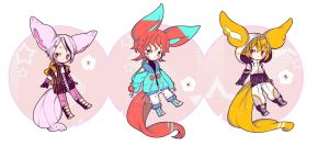(Auction) Adopts Batch #12 - Closed by Yumigomy