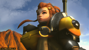 Brigitte by TOA316XDNUI-OFFICIAL