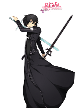 Render Sword art online by XxAjisai-GraphicxX
