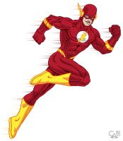 The Flash by Boy-Meets-Hero