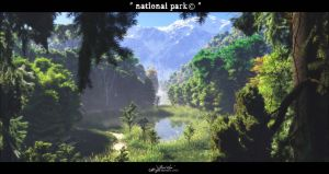 national park by Massi-San