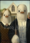 American Gothic (Pato edition) by scribley