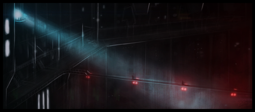 [TFA] Pathways into Darkness by TheOmegaRidley