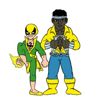 Heroes for hire by Ruyc