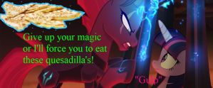 Tempest Knows Twilight's Weakness by Madarao123