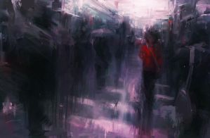 Walking the Wolf (ORIGINAL) by Alex-Chow