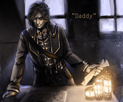Daddy by Shaidis