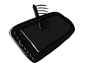 GIF of a Drawing Tablet by DhSu0428
