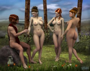 The Judgement of Paris by twosheds1
