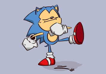 Sonic by LAD210
