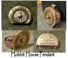 Hobbit House by Peaceofshine