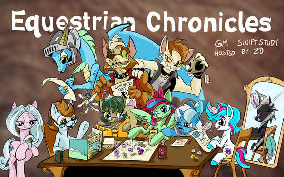 Equestria Chronicles by LytletheLemur