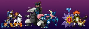PC: Team Bloodlines Pokemon by Zephyros-Phoenix