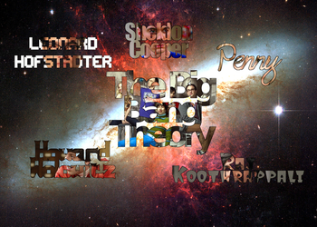The Big Bang Theory Wallpaper One By Msskatespeare On Deviantart