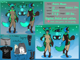 Aster Official Ref by aquasealpstv