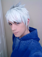 Jack Frost W.I.P - Cosplay by NipahCos