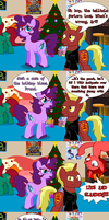 CMSN: A Blue Hearth's Warming by JasperPie
