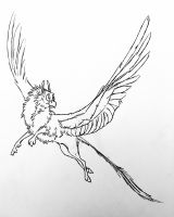 Hippogriff by Jalieu