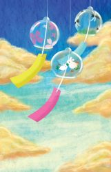 Wind Chimes by UncannyViolet